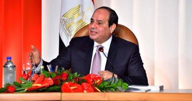 الرئيس السيسى يوقع قانونا بتعديل مسميات بعض مصالح وزارة الداخلية