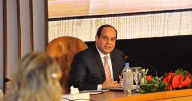 السيسي: لو لم يتحمل المصريون قراراتنا الصعبة كنا سنجرى انتخابات مبكرة