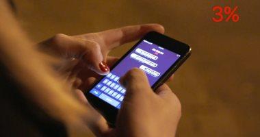 Die With Me تطبيق جديد يعمل فقط عند وصول بطارية الهاتف لأقل من 5% -