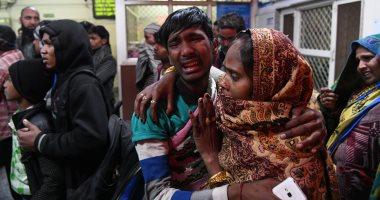 مقتل 5 أشخاص فى انهيار مبنى بالهند