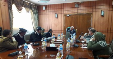 محافظ بورسعيد يعلن التصديق على نقل منفذ الجميل