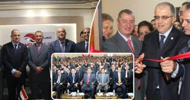رئيس ائتلاف دعم مصر يلتقى 1300 من أصحاب المصانع ورجال الأعمال بالإسكندرية
