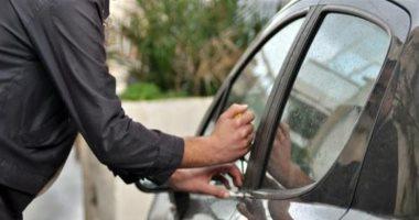 مباحث المعادى تكشف لغز سرقة سيارة من قائدها بالإكراه فى المعادى