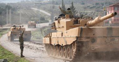 المرصد السورى: القوات التركية تنفذ قصف صاروخى عنيف على مواقع فى إدلب