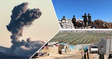 الجيش التركى يقصف مدرسة ومحطة مياه فى عفرين السورية