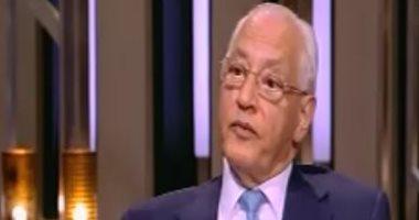"""على الدين هلال لـ""""لميس الحديدى"""": استشعرت نهاية نظام الحزب الوطنى يوم 27 يناير"""