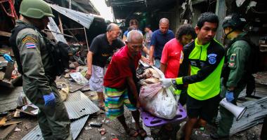 تفجير تايلاند