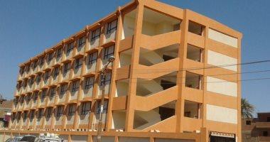 تلميذة تلقى نفسها من الطابق الثانى بمدرسة بكفر الشيخ لضياع قرطها الذهبى