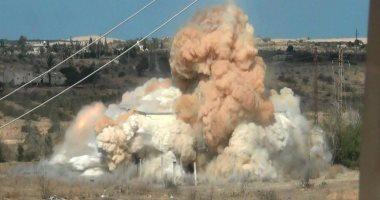 القضاء على تكفيريين فى شمال سيناء