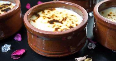 طريقة عمل الأرز باللبن فى الفرن