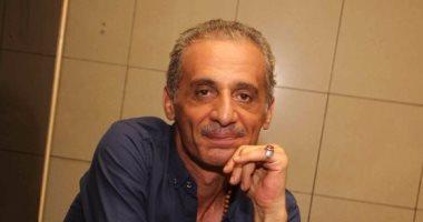 """أسامة عبد الله يجسد شخصية سليمان اللورد فى فيلم """"تراب الماس"""""""