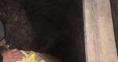 تشكيل لجنة لمعاينة حفرة نفذها 7 متهمين بالتنقيب عن الآثار فى أبو النمرس