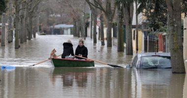 فيضانات فى فرنسا ـ صورة أرشيفية