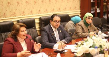 حقوق الإنسان بالبرلمان: أمريكا تكيل بمكيالين وتمنح اللجوء السياسى لإرهابى