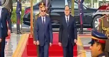 حملة السيسى تتقدم بـأوراق ترشحه للرئاسة للهيئة الوطنية للانتخابات