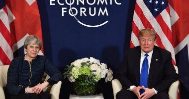 ترامب: واشنطن ولندن ستدينان موسكو حال التأكد من ضلوعها فى مقتل الجاسوس سكريبل