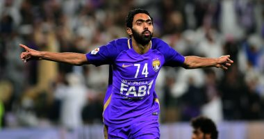 حسين الشحات أساسى مع العين الإماراتى أمام الهلال بدورى أبطال آسيا