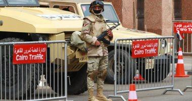 القوات المسلحة تكثف إجراءاتها لتأمين لجان الاقتراع بالتنسيق مع الداخلية..فيديو