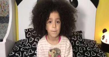 فيديو.. وصايا شيزو للأطفال: أشربوا اللبن وما تبصوش على حد من خرم الباب