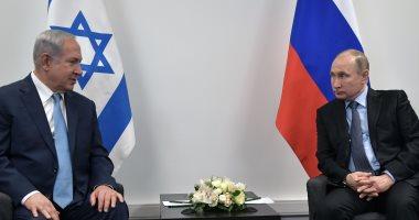 بوتين يؤكد لرئيس الوزراء الإسرائيلى أهمية التعاون الأمنى بين البلدين
