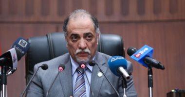 الدكتور عبد الهادى القصبى رئيس لجنة التضامن بالبرلمان
