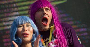 صور.. احتفالات صاخبة للمثليين والمتحولين جنسيا فى ميانمار