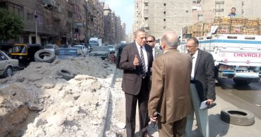 محافظة الجيزة: بدء تطوير 96 شارعا بالوراق بتمويل من الوكالة الألمانية -