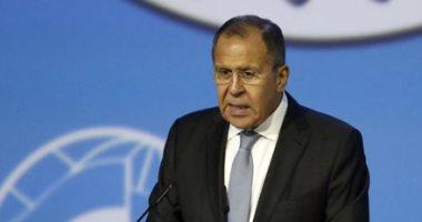 لافروف: نشكر بلجيكا على جهودها لتحسين التعاون بين روسيا والاتحاد الأوروبى