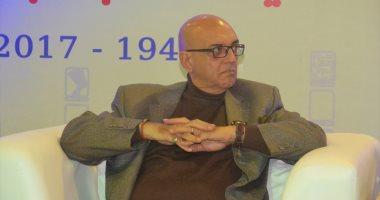 """محمد سلماوى خلال توقيع """"يوما أو بعض يوم"""" فى معرض الكتاب: لن أندم على صراحتى"""