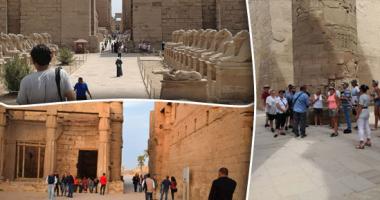 300 ألف صينى زاروا مصر فى 2017.. والأهرامات والأقصر الأكثر جذبًا