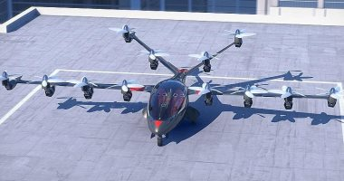 100 مليون دولار دعم من تويوتا وإنتل لشركة ناشئة تطور تاكسى طائر -
