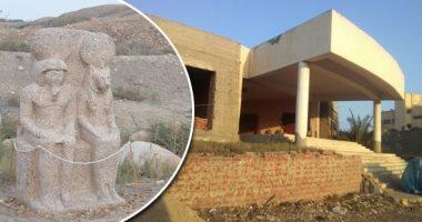 لجنة سيناريو العرض المتحفى تجتمع لاختيار قطع متحفى كفر الشيخ وشرم