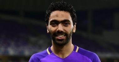 الشحات مرشح لجائزة لاعب الجولة بالدورى الإماراتى.. بعد فوزه بها آخر مرتين