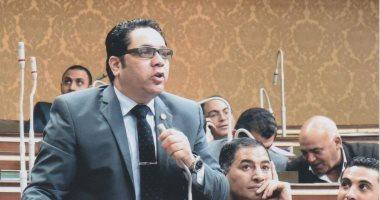 برلمانى يطالب وزير التنمية المحلية بإنشاء جراج لمضبوطات مرور شبرا الخيمة