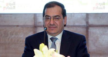 إنتاج مصر من الغاز الطبيعى يتجاوز 5.5 مليار قدم مكعب يوميا من الغاز