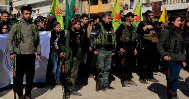 """وصول تعزيزات عسكرية ضخمة من """"قوات سوريا الديمقراطية"""" إلى عفرين"""