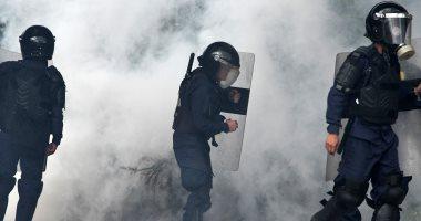 احتجاجات فى هندوراس ضد الرئيس هيرنانديز