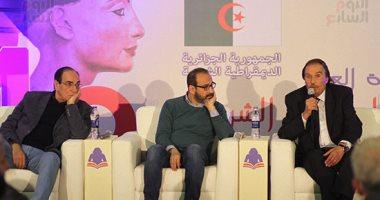 """عزت العلايلى: كرم مطاوع صاحب فكرة سحل محمود المليجى فى فيلم """"الأرض (صور)"""
