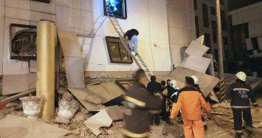 قتيلان وأكثر من 100 جريح بسبب زلزال بقوة 6.4 ضرب تايوان