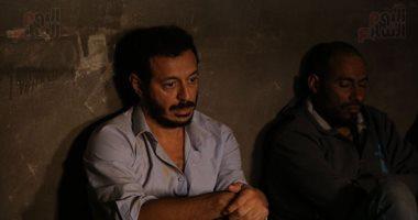 """أول صورة للنجم مصطفى شعبان فى مسلسله """"أيوب"""" وهو فى السجن"""