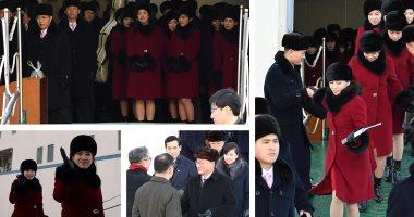 الرياضة توحد ما فرقته السياسية.. وفد كوريا الشمالية الأولمبى يصل سول