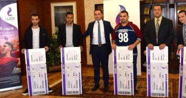 25 فائزا فى المرحلة الأولى لمسابقة  كأس العالم  من المصرية للاتصالات -