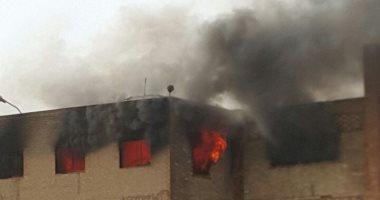 حريق بمطبعة فى الدقهلية دون إصابات