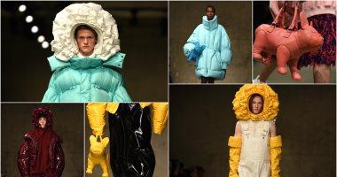 الملابس الرياضية والـpuffer أبرز العروض الصينية بأسبوع الموضة فى نيويورك