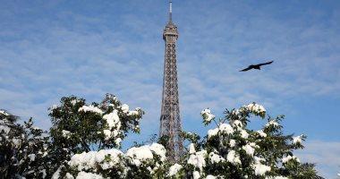 صور.. عودة الطقس إلى طبيعته تدريجيا فى فرنسا بعد عاصفة ثلجية