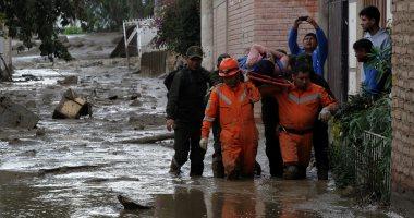 الفيضانات تشرد آلاف الأسر فى بوليفيا