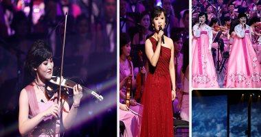 """انطلاق مراسم افتتاح أولمبياد """"بيونج تشانج"""" فى كوريا الجنوبية"""
