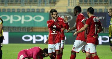 موعد مباراة الأهلى والمقاولون العرب فى الدورى العام