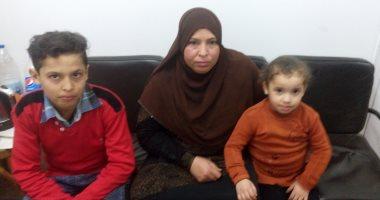 مأساة أم شهيد بالشرقية: زوجى خد معاش ابنى وتزوج أخرى وتركنى وأولادى