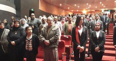 """""""القومى للمرأة"""" ببورسعيد: صوت السيدات فى الانتخابات المقبلة صفعة قوية للإرهاب"""